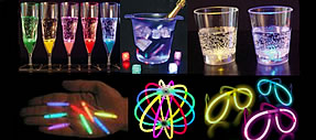 Bar - Festif - Fluo - Led