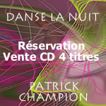 CD 4 titres - Patrick Champion